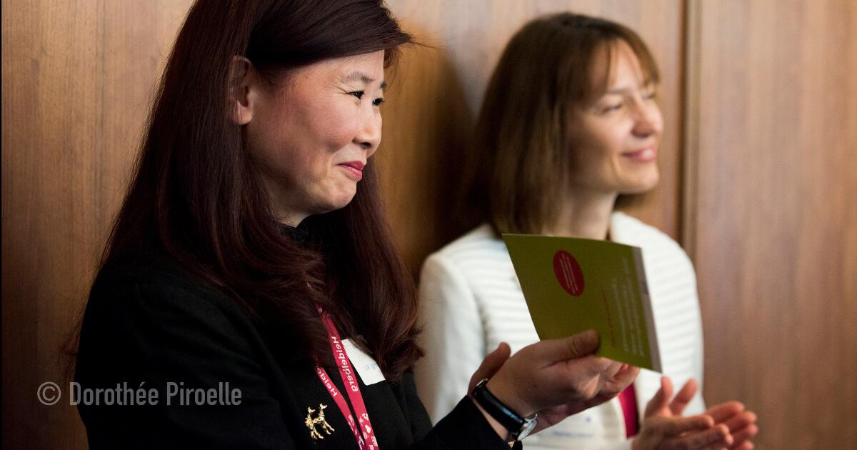 2017 HIP Carousel international women network Heidelberg
